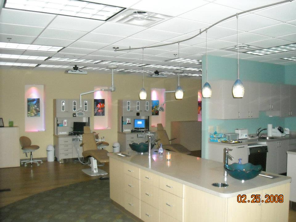 Medical Construction from Modern Construction Corporation at Dr Swauger DDS Hendersonville Tn