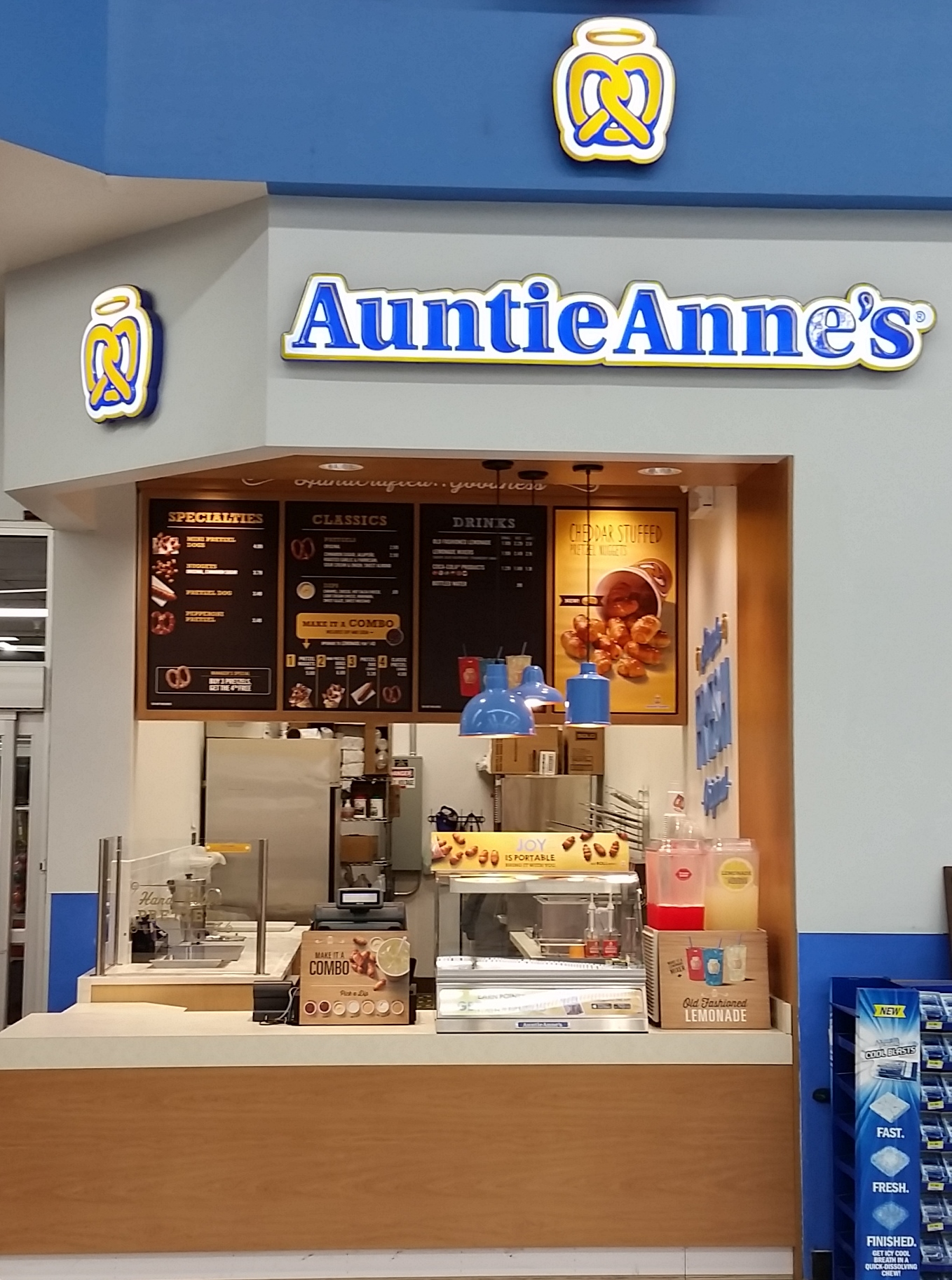 Auntie Anne's Nationwide