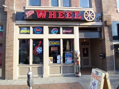 The Wheel Downtown nashville